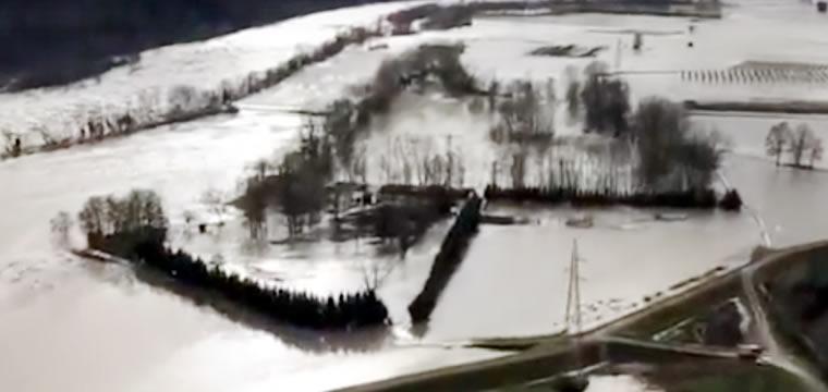 Alluvione del 1994: ma il trattamento è uguale per tutti?