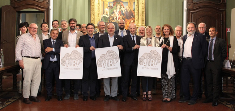 Alba: Città Creativa UNESCO per la gastronomia, presentati i contenuti progettuali