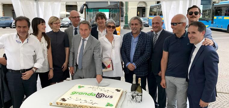 Granda Bus: introdotto il biglietto elettronico in Provincia di Cuneo