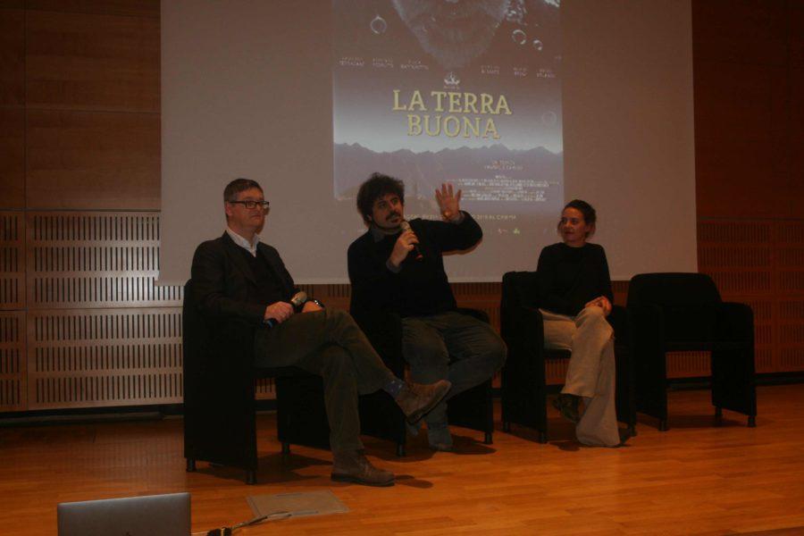 Alba, presentato il film La terra buona di Emanuele Caruso