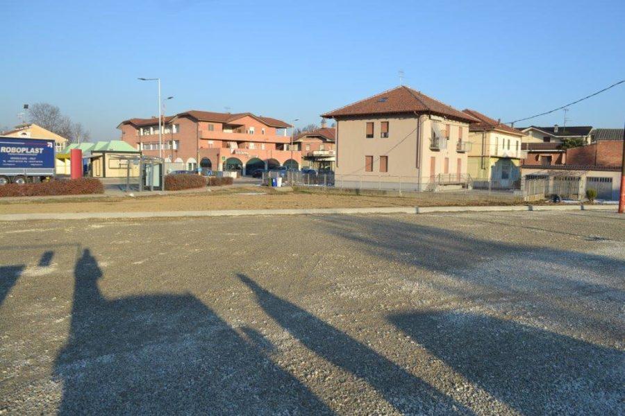 Alba, nuovo parcheggio in frazione Mussotto