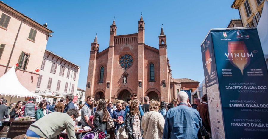 Alba, a Vinum i vini d'eccellenza di Langhe, Roero e Monferrato