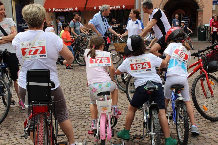 Alba, domenica 20 maggio giornata dedicata alla bicicletta