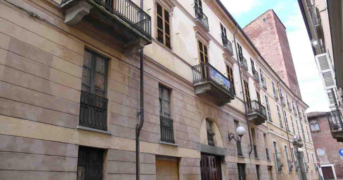 Ad Asti domenica 27 maggio si potra visitare Palazzo Gazelli