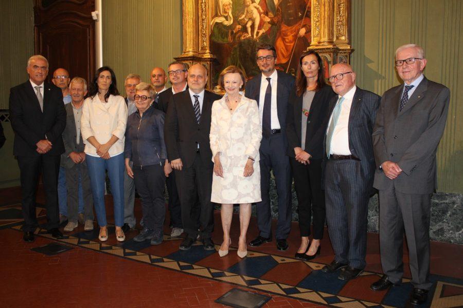 Alba, Cinque milioni di euro dalla Famiglia Ferrero per il nuovo ospedale Alba Bra