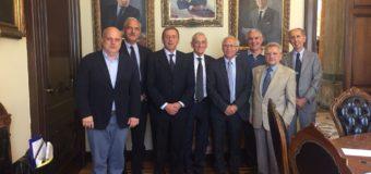Alba, presentato alle fondazioni bancarie il progetto per lo Sferisterio Mermet