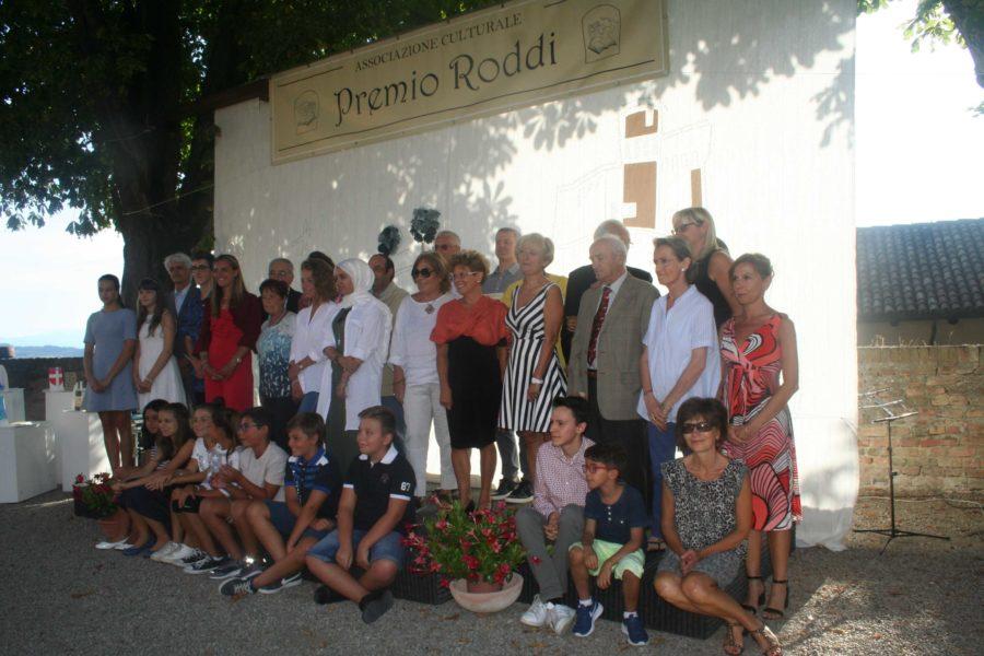 Consegnati i riconoscimenti del Premio Roddi per le poesie
