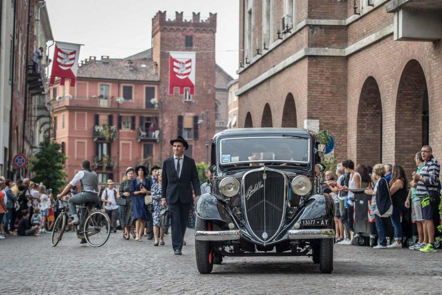 Asti, oltre tremila figuranti al Festival delle Sagre