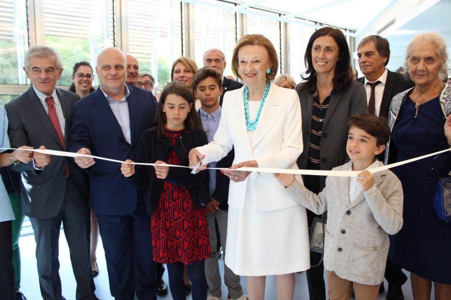 Alba, inaugurata la Scuola dell'infanzia della Fondazione Ferrero