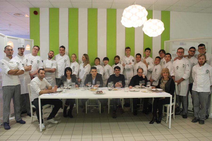 Costigliole, all'Icif esame di fine corso per gli studenti di cucina italiana
