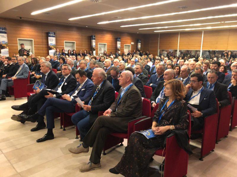 Il presidente del Parlamento Ue Tajani a Grinzane per convegno sulle piccole medie imprese