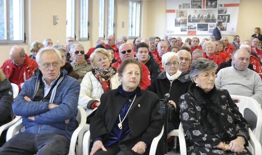 Il Castello di Annone ha ospitato il comitato regionale della Croce rossa