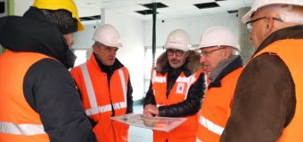 Chiamparino: Ospedale a Verduno quasi completato