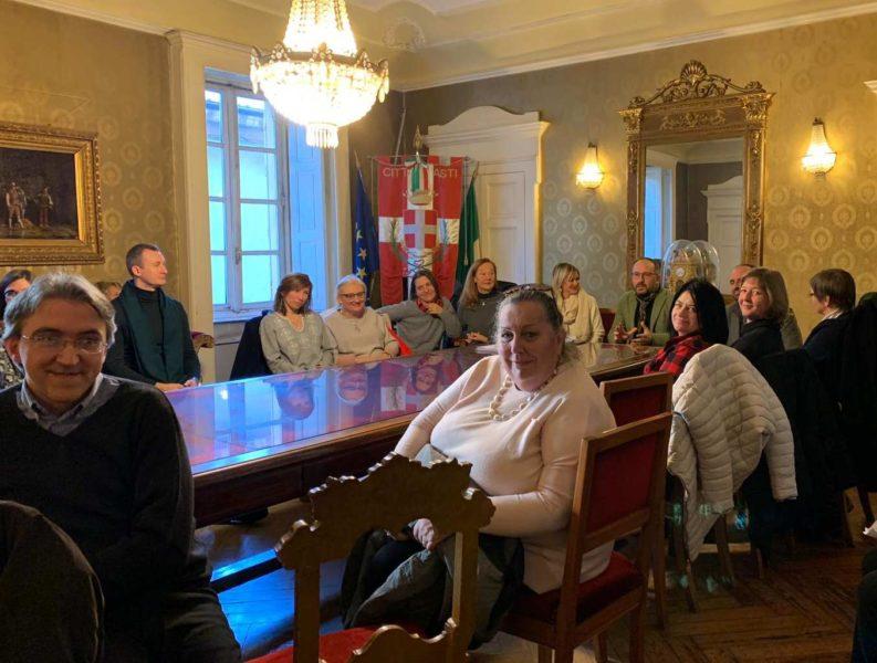 Asti, incontro in Comune con le guide turistiche