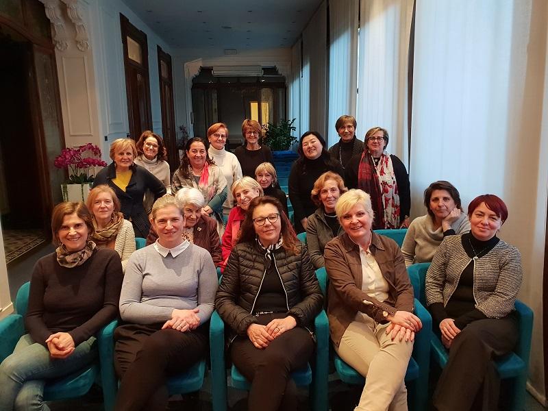 Ivana Brignolo Miroglio delegata delle Donne del vino del Piemonte