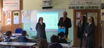 Asti, il sindaco Rasero in visita all'Istituto scolastico Madre Mazzarello