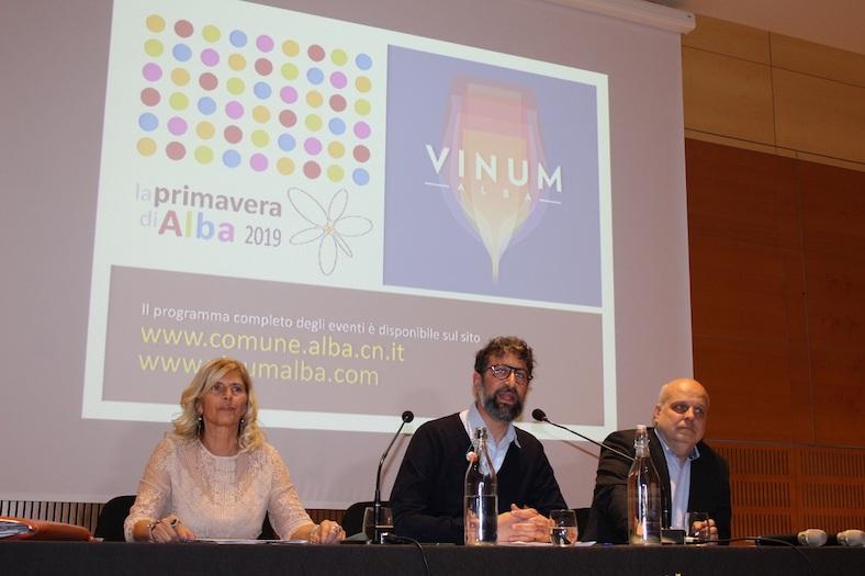 Alba, presentato Vinum, evento dedicato ai vini di Langhe Monferrato e Roero