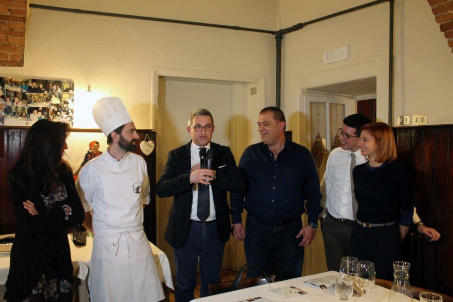 A Cena con il Cuoco, incontri gastronomici promossi da Confartigianato Cuneo
