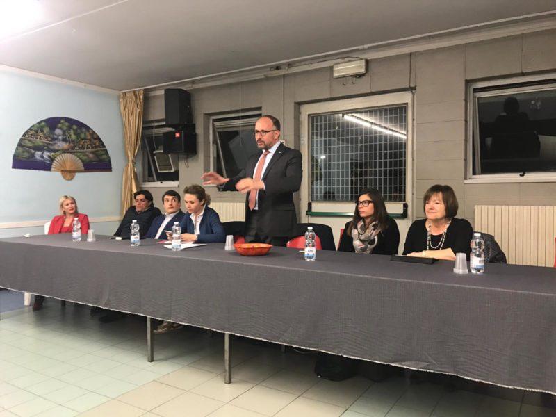 Asti, l'Amministrazione ha incontrato gli abitanti del quartiere Sacro Cuore