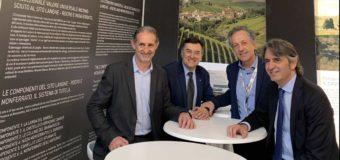 Patto di collaborazione fra il sito Unesco di Langhe Monferrato e Roero e Verona