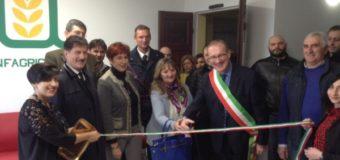 Montechiaro D'Asti, inaugurato il nuovo ufficio di zona di Confagricoltura Asti