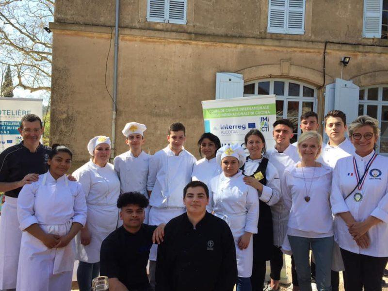 Alba, gli studenti di Apro a Cannes per un gemellaggio all'insegna del gusto