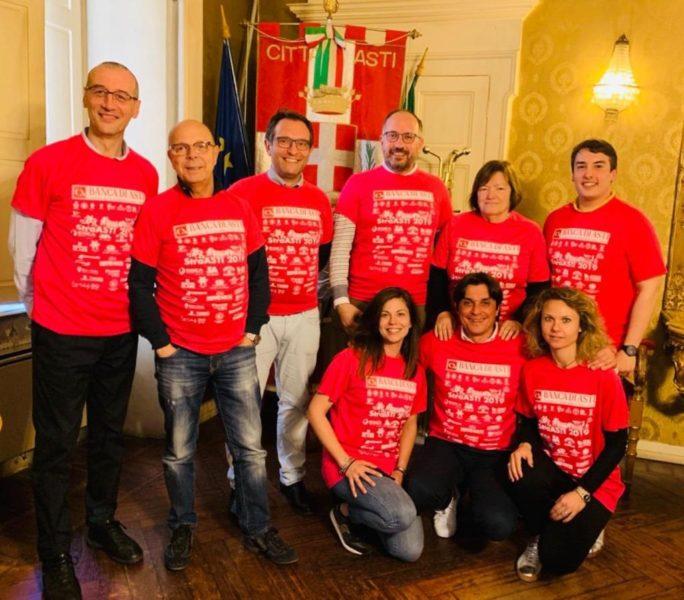 Asti, gli organizzatori della StraAsti hanno incontrato la Giunta