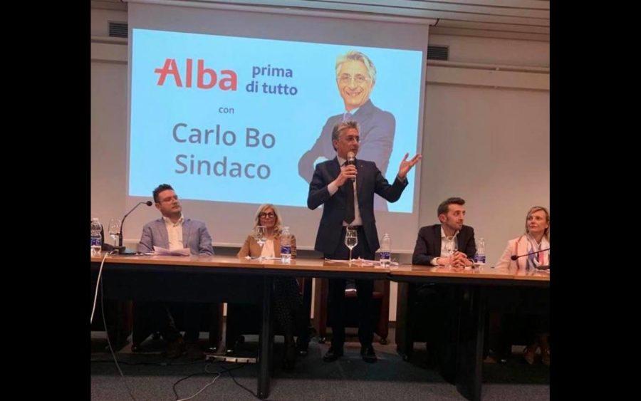 Carlo Bo è il nuovo sindaco di Alba