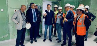 Apertura dell'ospedale a Verduno entro il primo semestre del 2020