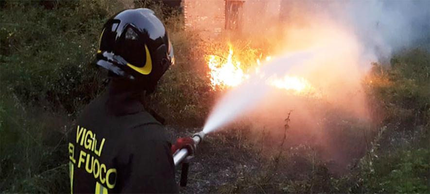 Raccomandazioni dalla Prefettura di Cuneo per prevenire gli incendi