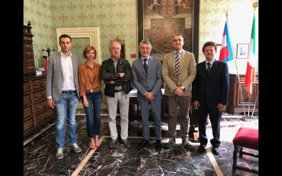 Alba, il sindaco Bo ha incontrato Confartigianato Imprese Cuneo