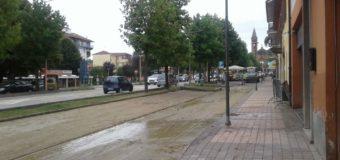 Alba, danni per il forte maltempo, il punto del sindaco Bo