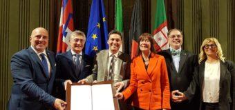 Accordo fra Piemonte, Liguria e Valle D'Aosta per lo sviluppo turistico