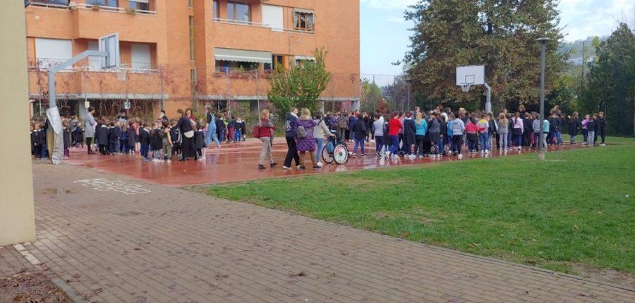 Alba, prova di evacuazione delle scuole nell'anniversario dell'alluvione del 1994