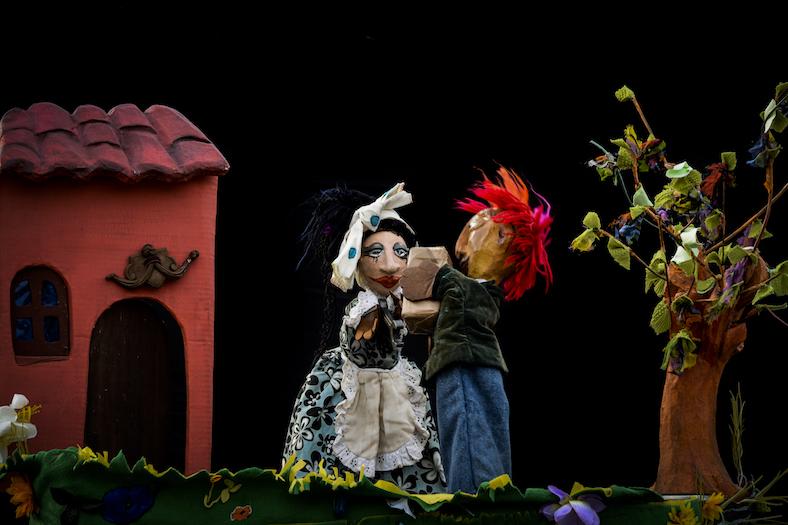 Teatro, Burattinarte d'inverno esordisce a Grinzane Cavour
