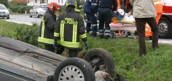 Sono state 44 le vittime della strada in Provincia di Cuneo nel 2019, come nel 2018