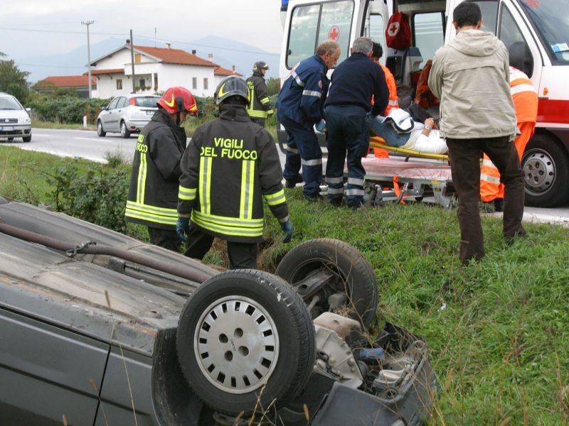 In Provincia di Cuneo forte calo dei decessi negli incidenti stradali
