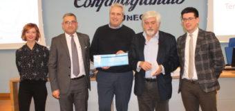 Da Confartigianato imprese contributo alla Fondazione Ospedale Santa Croce di Cuneo