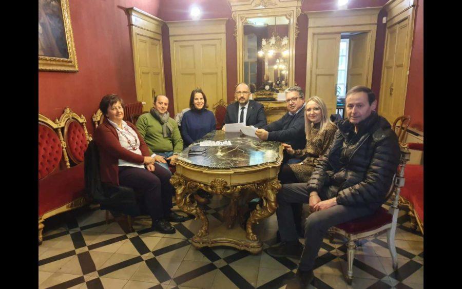 Asti, il sindaco ha incontrato i sindacalisti della Cisl per i disservizi postali