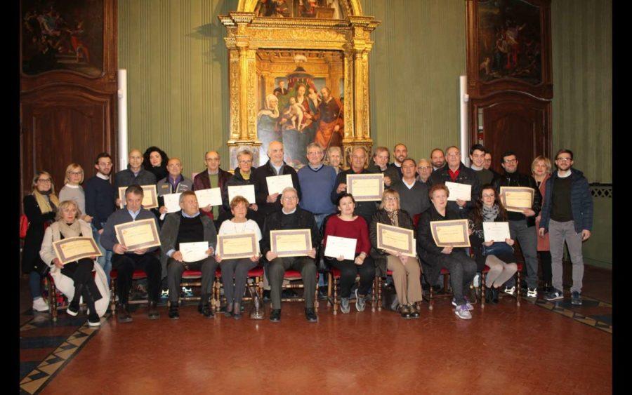 Alba, premiati in Comune i vincitori del concorso Alba in Fiore