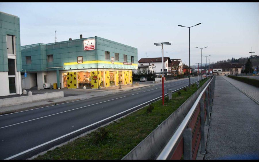Crollo del traffico sulle strade della Provincia di Cuneo