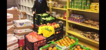 Quasi 4 tonnellate di prodotti agricoli donati da Coldiretti Cuneo alle famiglie in difficoltà