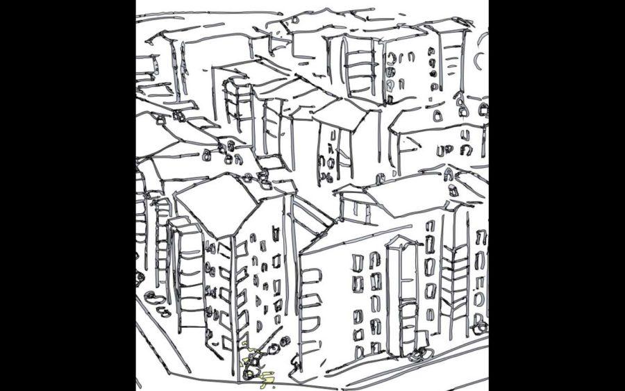 Alba, on line l'album da colorare dedicato ai quartieri cittadini