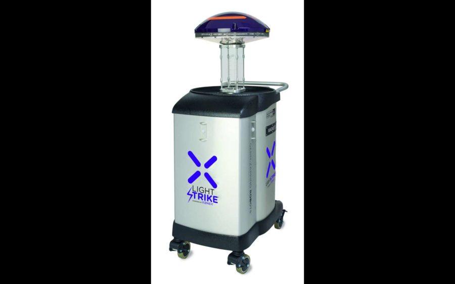 Negli ospedali di Alba e Verduno un sistema robotizzato di disinfezione degli ambienti