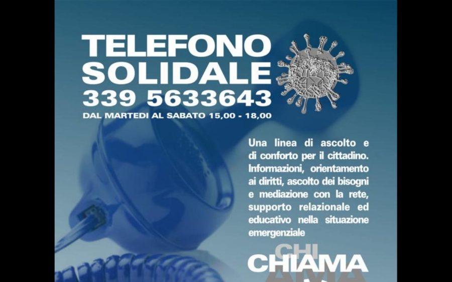Alba, un telefono solidale per affrontare l'emergenza del Coronavirus