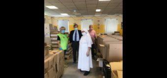 Asti, la Saclà a sostegno della Mensa sociale per i bisognosi