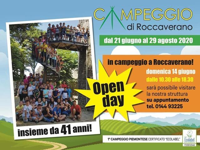 Anche questa estate i ragazzi potranno frequentare il Campeggio di Roccaverano