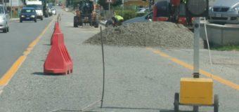 Alba, chiusa strada Loreto per lavori di manutenzione