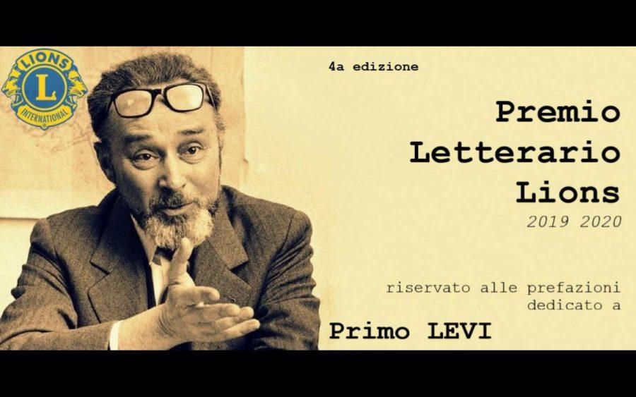 Decisi i finalisti del premio letterario del Lions club di Nizza e Canelli dedicato a Primo Levi