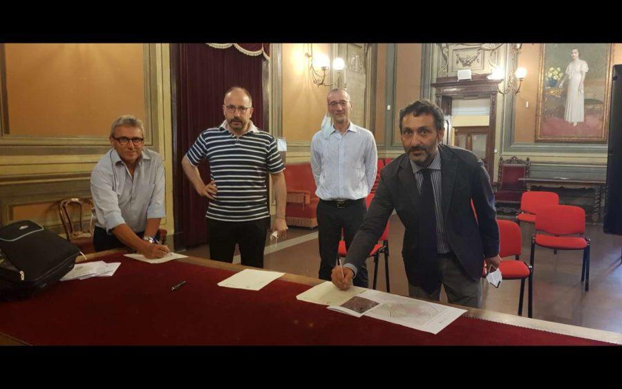 Asti, firmata intesa sullo sviluppo della mobilità elettrica